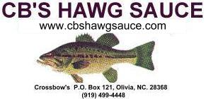 CB's Hawg Sauce Fishing Scent.